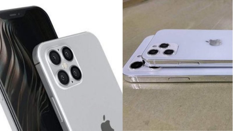 Dan a conocer IMAGENES del iPhone12 (EXCLUSIVA)