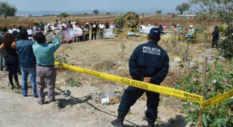 Image result for 287 muertos en FOSA COMÚN hallada en Veracruz