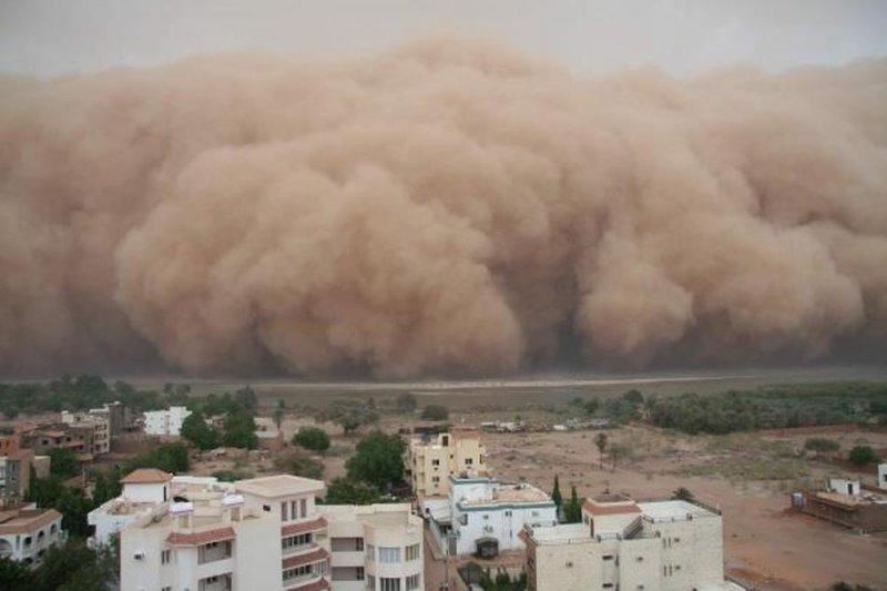 Cuándo llegará a México el POLVO DEL SAHARA?