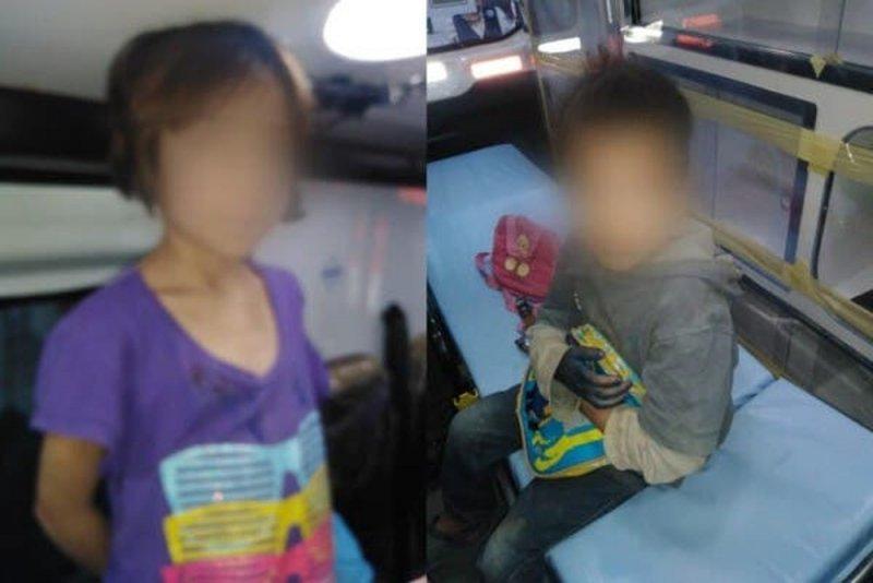 Tía deja a sobrinos amarrados en azotea y ofrece dinero a las autoridades para no ser arrestada